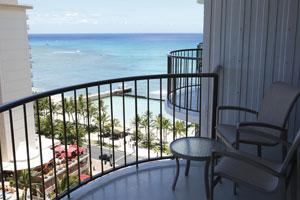 Waikiki Beach Marriott Resort Spa Partial Ocean View