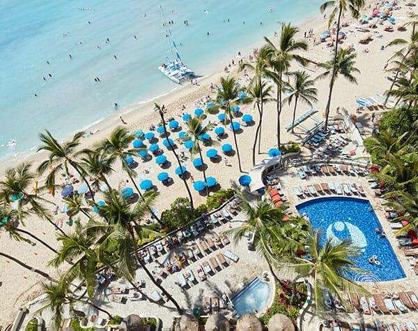 Outrigger Waikiki Beach Resort Hawaii Package Deals